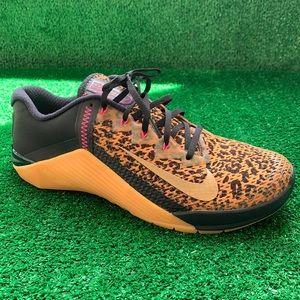 Nike Women's Metcon 6 Cheetah  AT3160-096